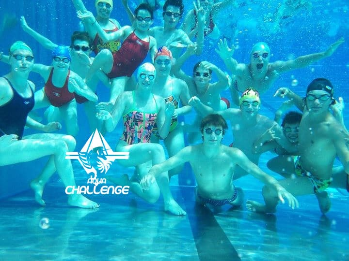 natation challenge by ESPRIT CHALLENGE